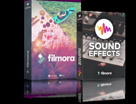 Filmora Effects Store - Wondershare